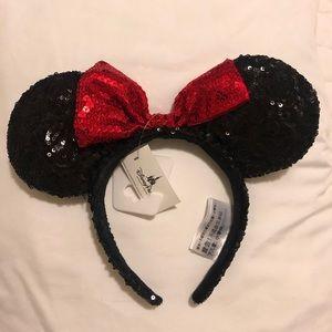 Disney Minnie Mouse Sequin Ear Headband